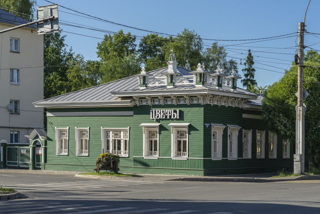 Дом Извощикова